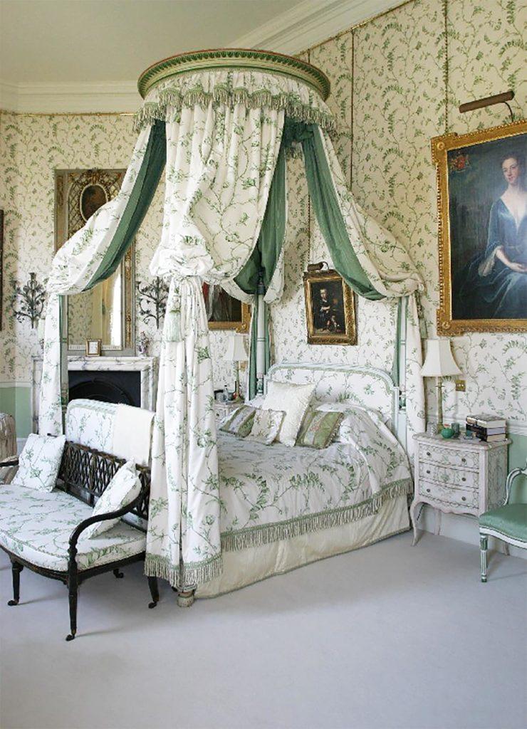 Castle Howard Yorkshire Uk Bedroom 1