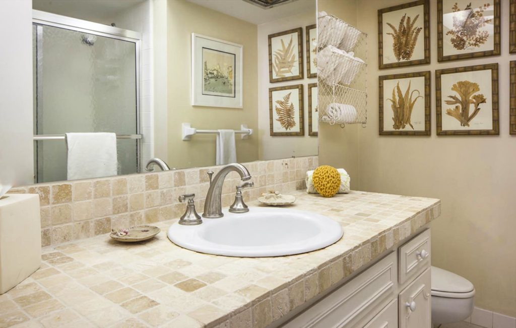 Private Beach Villa Naples Florida Porte Italia Bathroom 1