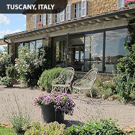 Tuscan Country House