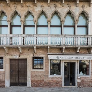New showroom in Venice for Porte Italia!