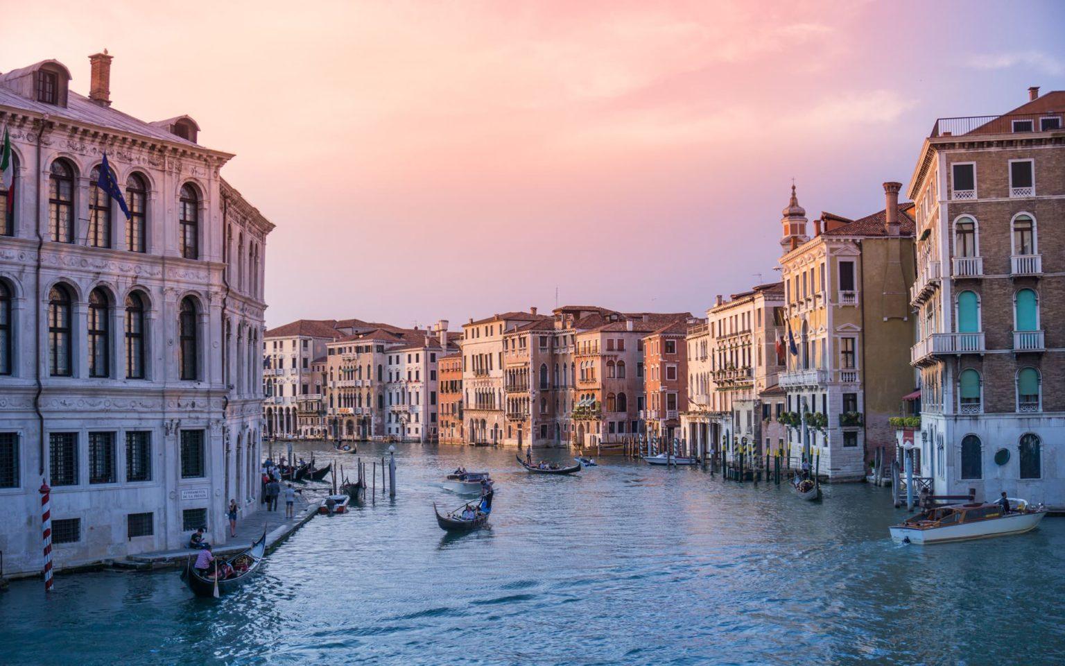 Porteitalia Venezia Rialto Gondole