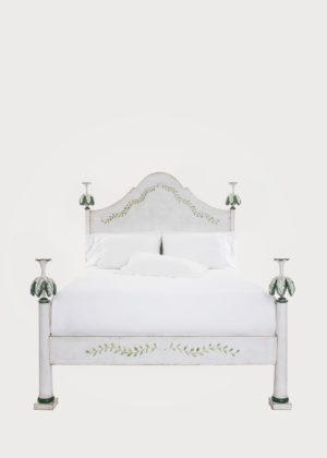 01b93 Roma Bed Short Posts (2)