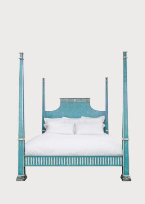01b97 Custom Tintoretto Bed (2)