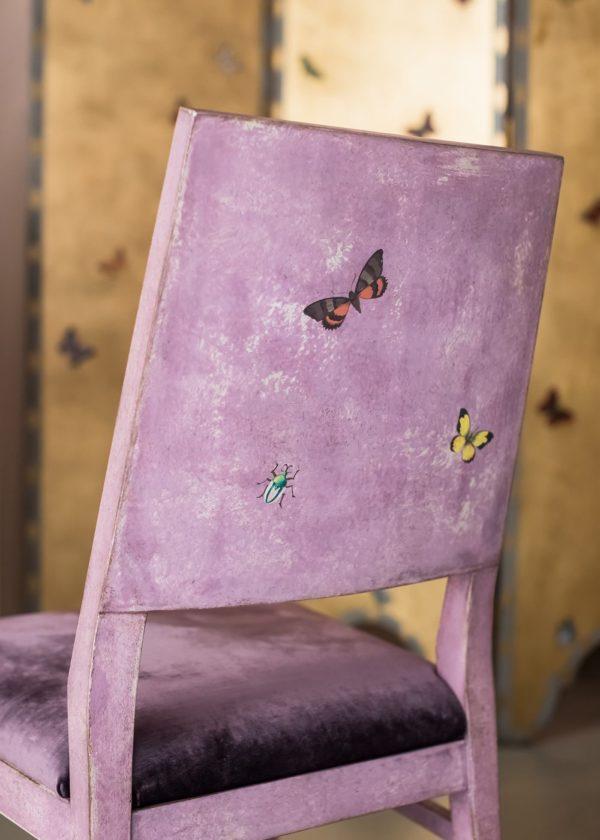 03s82 Indigo Chair San Samuele Old Showroom Porte Italia Venezia (59)