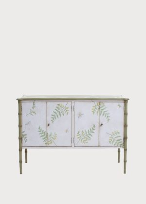 C92 Special Double Lombardia Bamboo Console (2)