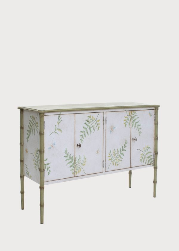 C92 Special Double Lombardia Bamboo Console (4)
