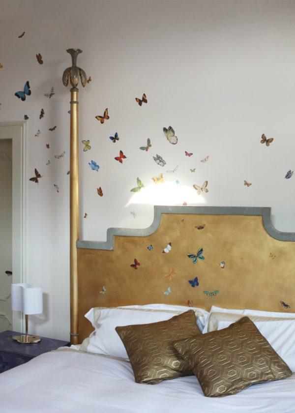 Custom Bed And Decoration By Porte Italia Veneziac