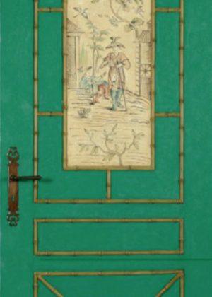 D07 Pechino Door Detail
