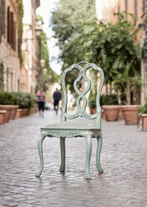 Corte Chair - Upholstered