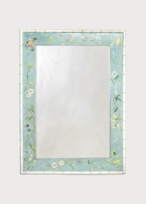 M97 Michelangelo Bamboo Mirror M97 • Lg • Bb • Aq Wt • 02 Ug