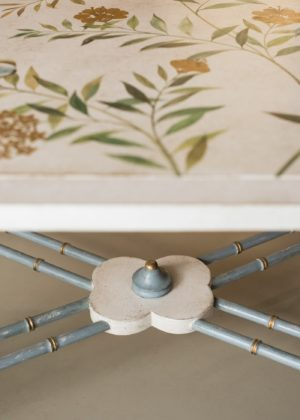 Marco Polo Coffee Table Rectangle Bamboo Details Porte Italia Venezia