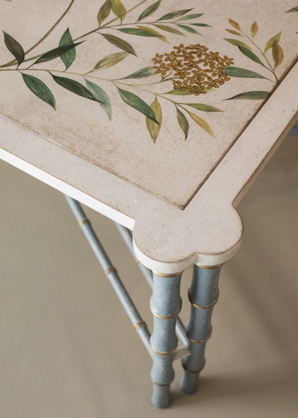 Marco Polo Coffee Table Rectangle Base Details Porte Italia Venezia