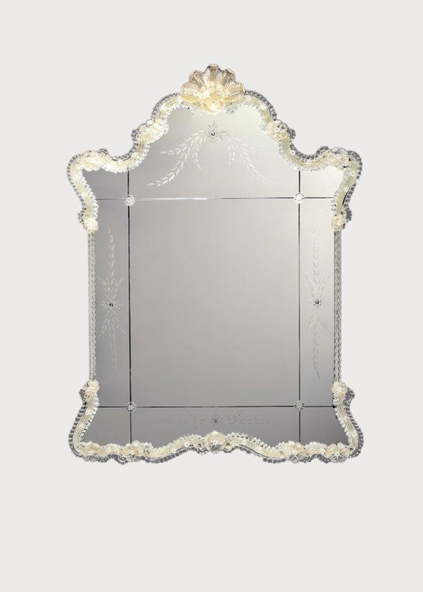 Murano Mirror Art 715 Murano Mirror