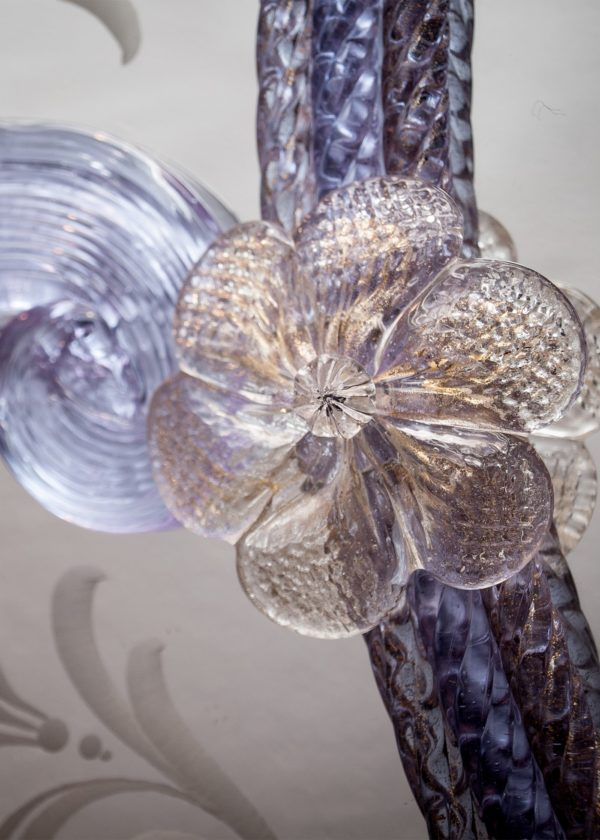 Murano Mirror Art 719 Details 3