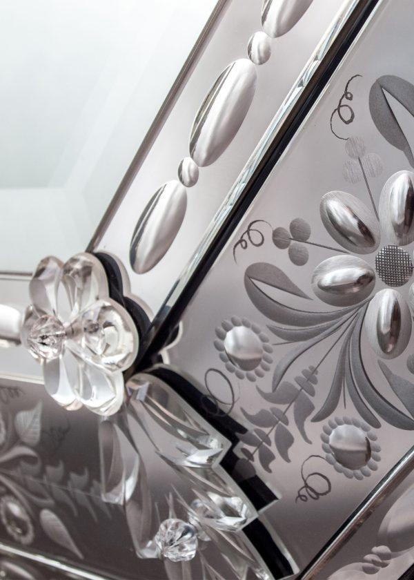 Murano Mirror Art. 718 Details