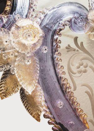 Murano Mirror Art. 719 Details 2