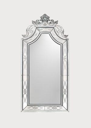 Murano Mirror Art. 721 W X H 80cm X 172cm 31in X 68in
