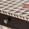 Provenza Table Black Tulip Detail Porte Italia Venezia
