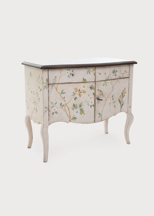 Serenissima Chest Sides Foliage Decor Porte Italia Venezia