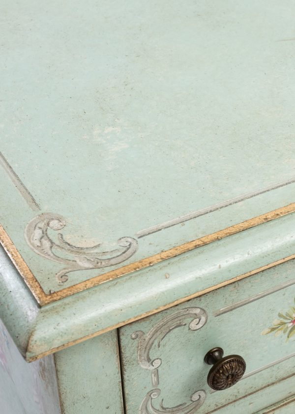 Small Fiesole Chest Standard Drawers Top Details Porte Italia Venezia