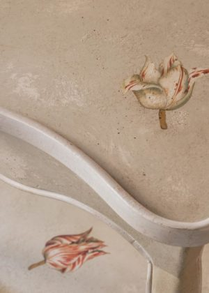 T94 Certosa Table With Shelf San Samuele Old Showroom Porte Italia Venezia (43)