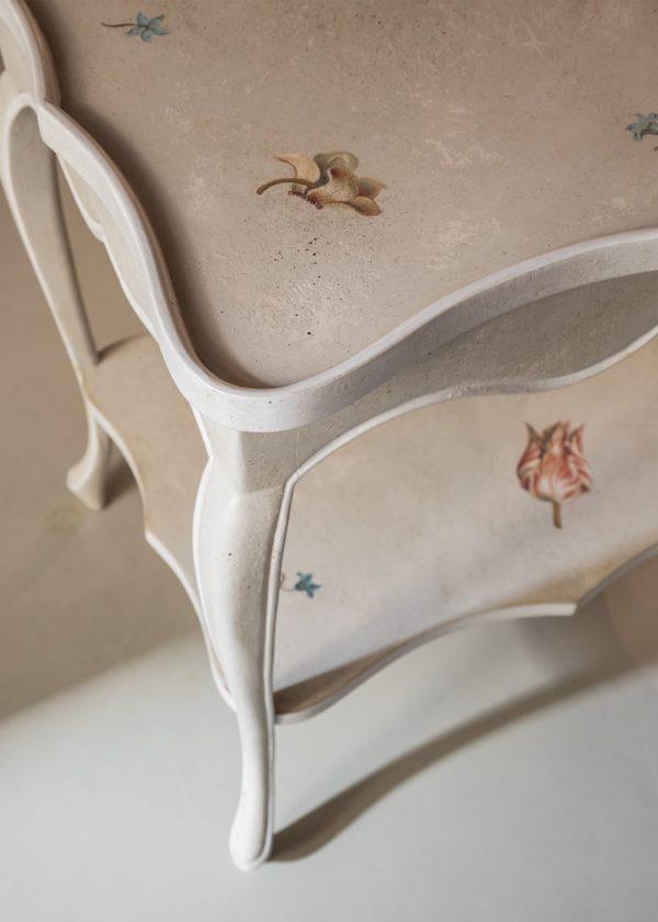 T94 Certosa Table With Shelf San Samuele Old Showroom Porte Italia Venezia (46)