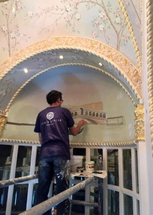 Touch Up From Our Team In Dubai Porte Italia Venezia