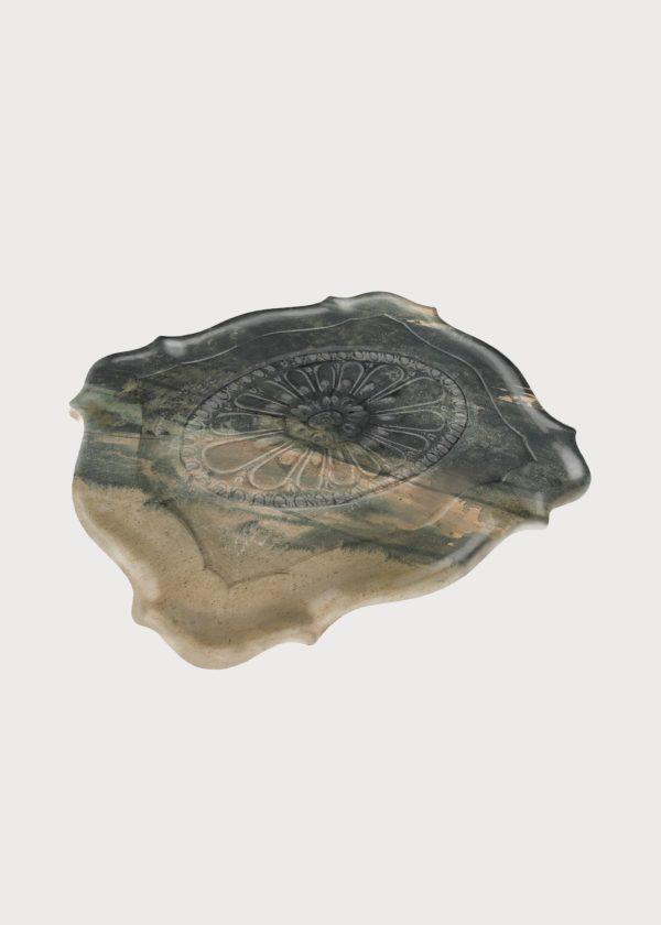 Vassoio Diag Marble Top 05 Dec 55