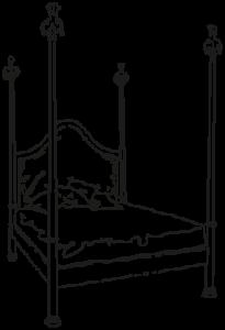B93 Standard Upholstered