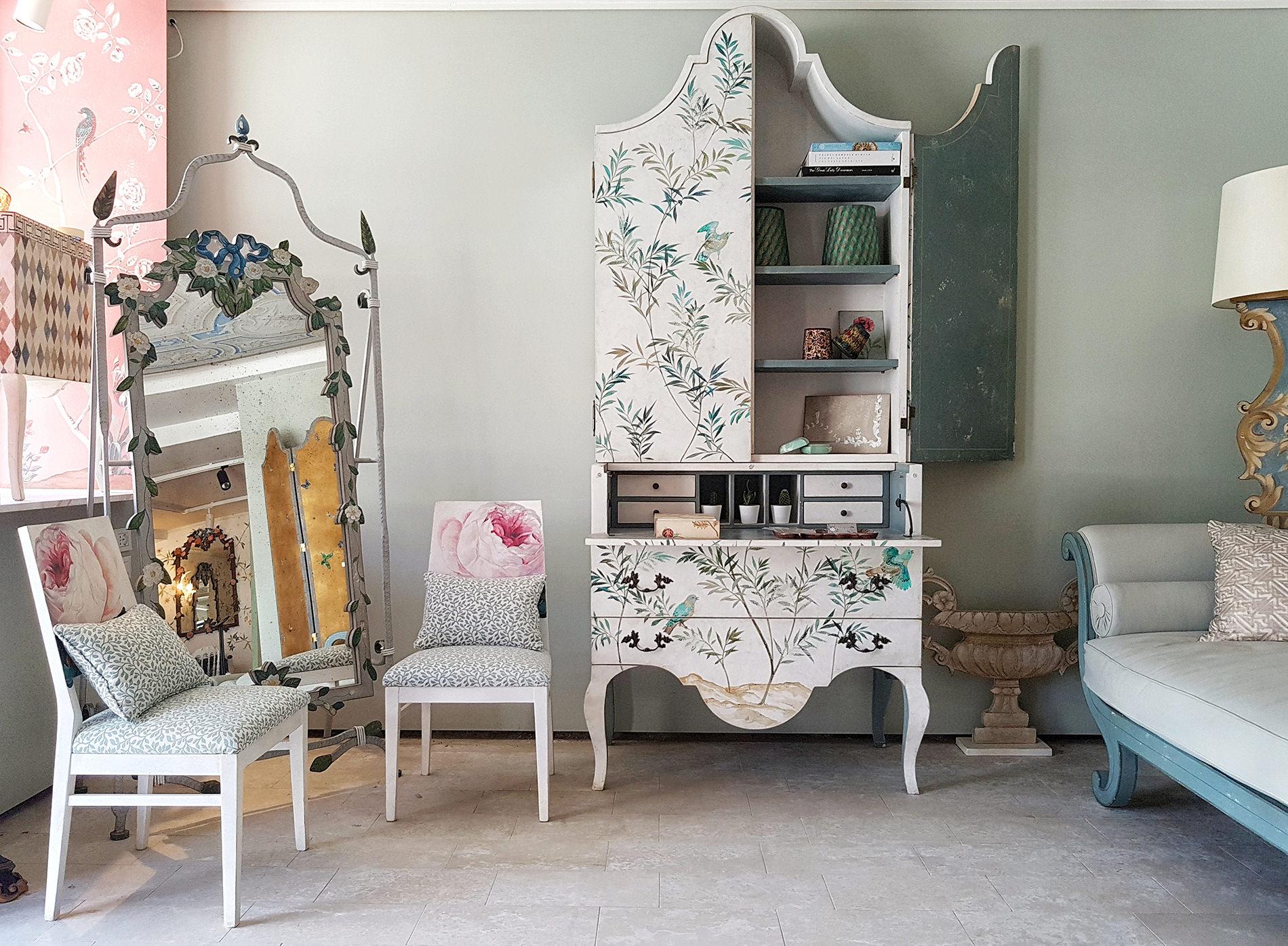 Porte Italia About Showroom