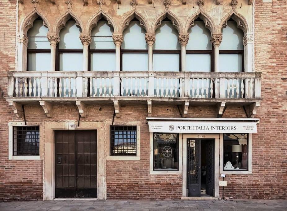 Porte Italia Venezia Campo San Stefano