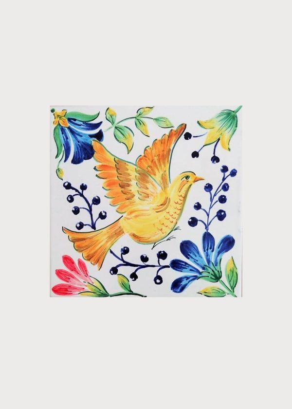 Hand Painted Ceramic Tiles Porte Italia Venezia 27