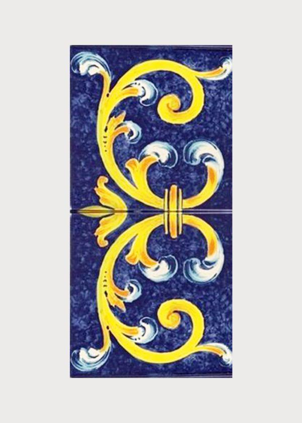 Hand Painted Ceramic Tiles Porte Italia Venezia 35