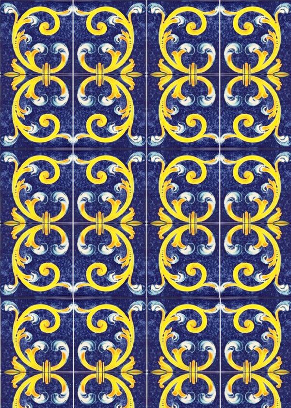 Hand Painted Ceramic Tiles Porte Italia Venezia 36.jpg 19 47 49 714