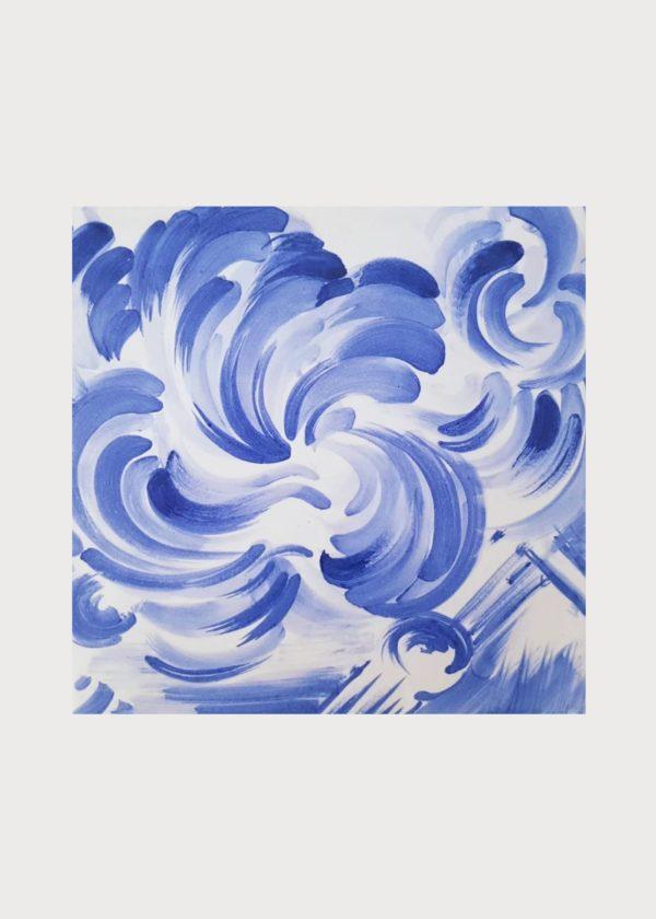 Hand Painted Ceramic Tiles Porte Italia Venezia 43